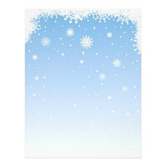 Snow flyer
