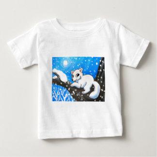 Snow Fox Baby T-Shirt