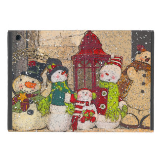 SNOW FRIENDS CASE FOR iPad MINI