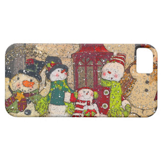SNOW FRIENDS CASE FOR THE iPhone 5