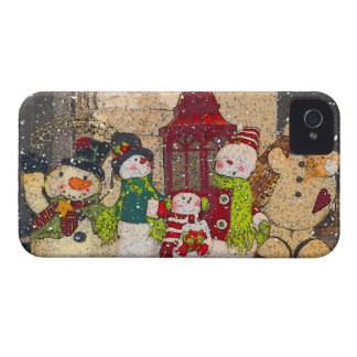 SNOW FRIENDS Case-Mate iPhone 4 CASES