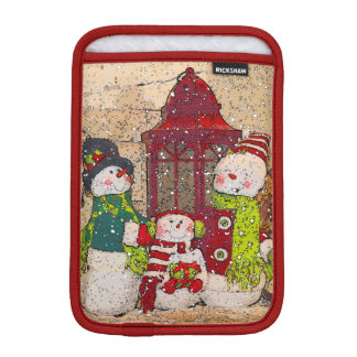 SNOW FRIENDS iPad MINI SLEEVE