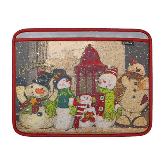SNOW FRIENDS MacBook SLEEVES