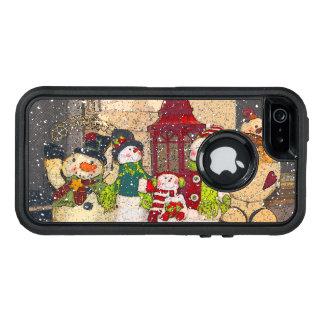 SNOW FRIENDS OtterBox DEFENDER iPhone CASE