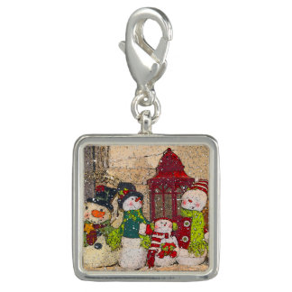 SNOW FRIENDS PHOTO CHARMS