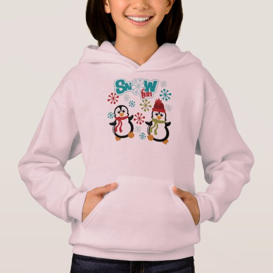 Snow Fun Penguin