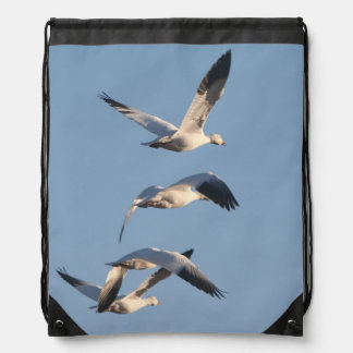 Snow Geese Birds Backpack