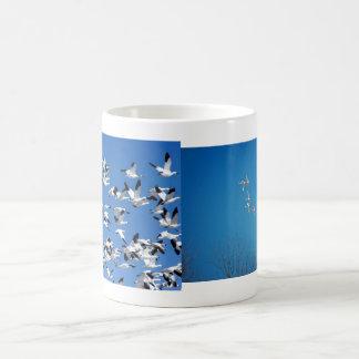 Snow Geese & Tundra Swans Coffee Mug