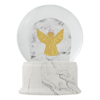 Snow Globe Angels Custom