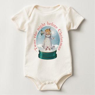 Snow Globe Baby Bodysuit