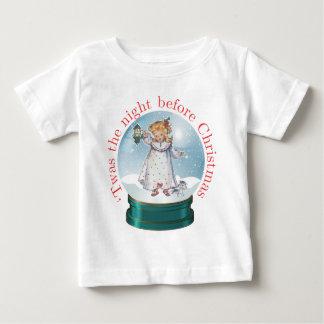 Snow Globe Baby T-Shirt