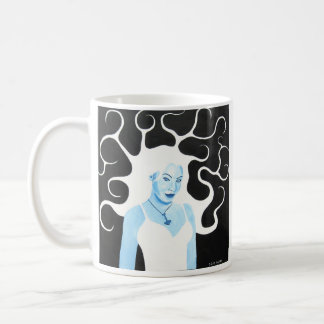 Snow Goddess Coffee Mug