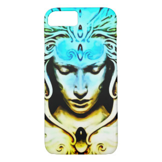 Snow Goddess iPhone 7 Case