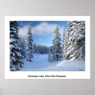 Snow Heaven Poster