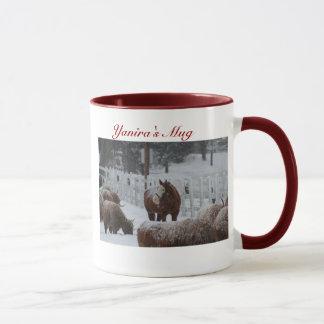 Snow Horse, Yanira's Mug