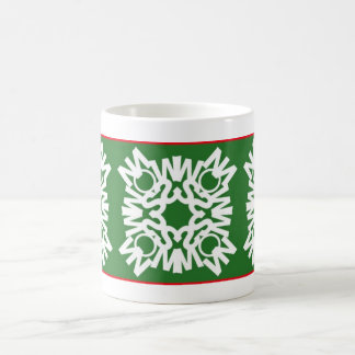 SNOW in the Hot Chocolate Coffee Mug