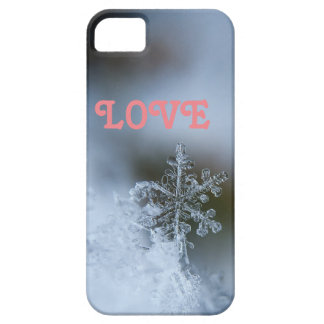 Snow iPhone 5 Cover