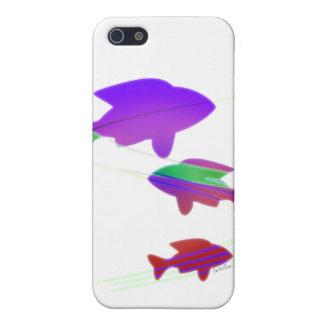 Snow Koi iPhone 5/5S Case
