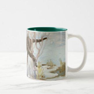 Snow Lab Coffee Cup