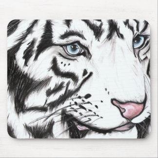 Snow Leopard 2 Mouse Pad