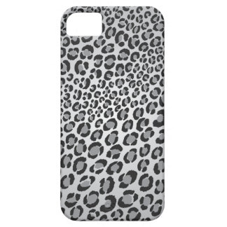 Snow Leopard Animal Print | iPhone 5 Covers