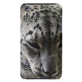 Snow Leopard iPod Case-Mate Cases
