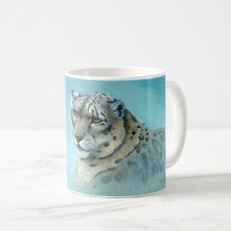 Snow Leopard - Coffee Mug