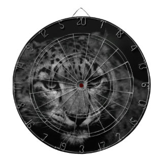 snow-leopard dartboard