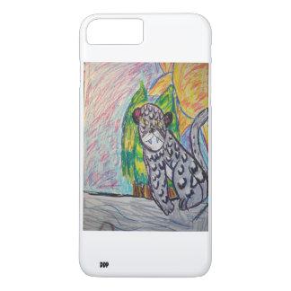 snow leopard four iPhone 8 plus/7 plus case