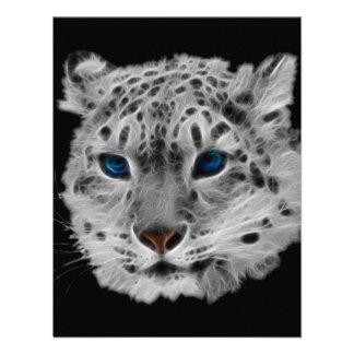 Snow Leopard Fractal Announcements