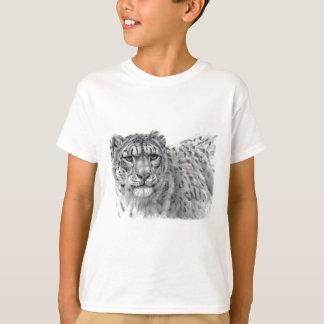 Snow Leopard g2010-003 T-Shirt