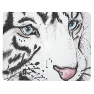 Snow Leopard (Kimberly Turnbull Art) Journal