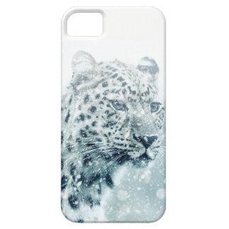 Snow Leopard Mobile Phone Case