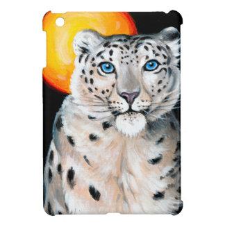 Snow Leopard Moon Case For The iPad Mini