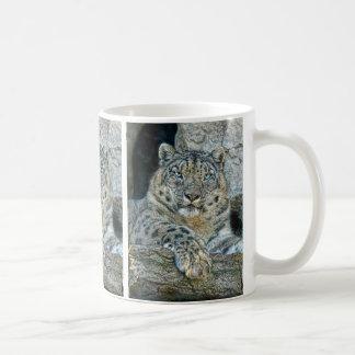 Snow Leopard Mug