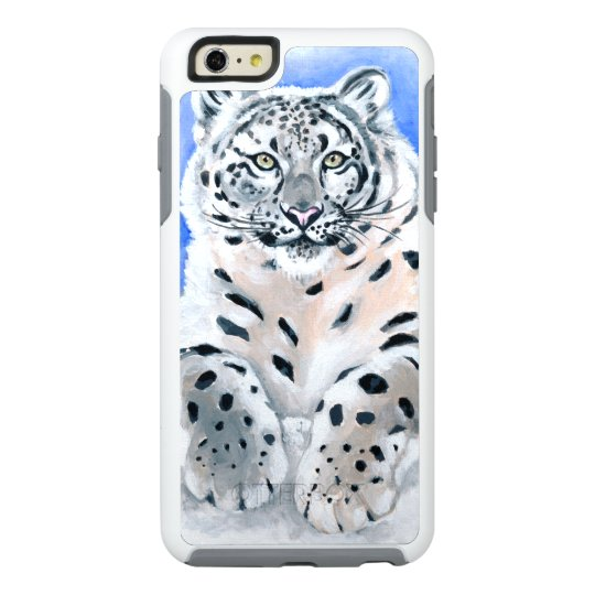 Snow Leopard OtterBox iPhone 6/6s Plus Case
