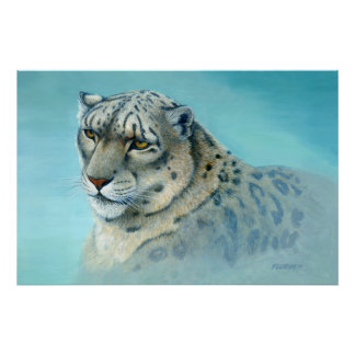 Snow Leopard - Poster