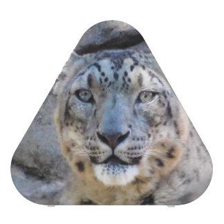 Snow Leopard speaker