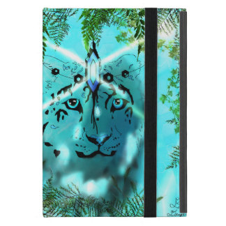 Snow leopard Spirit iPad Mini Case