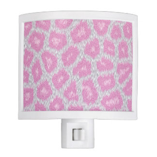 Snow Leopard style - Silver Pink Nite Lights