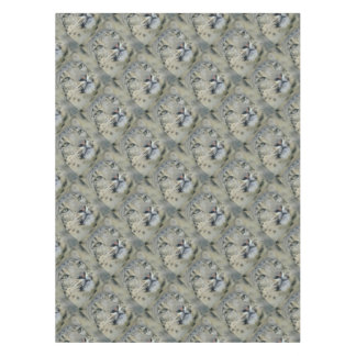 snow leopard tablecloth