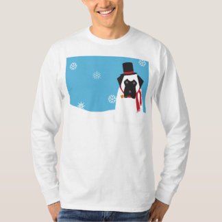Snow Mastiff 2-sided Shirt