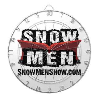 Snow Men Dartboard