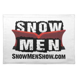 Snow Men Placemat