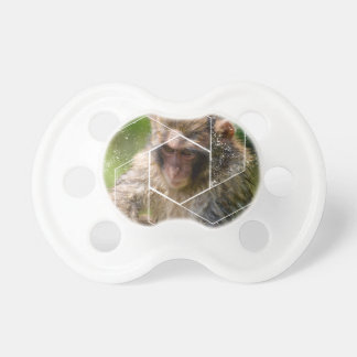 Snow Monkey Pacifier