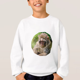Snow Monkey Sweatshirt
