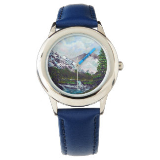 Snow mountains watches
