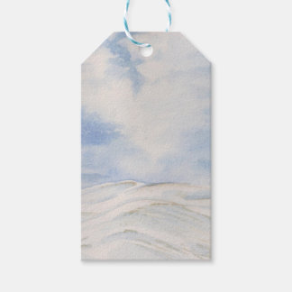 Snow on the Hills of the Palouse Gift Tags