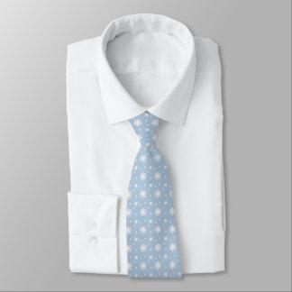 Snow Pattern Tie
