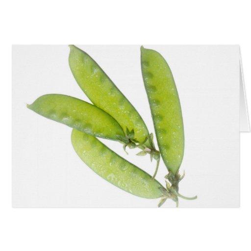 Snow Peas Cards